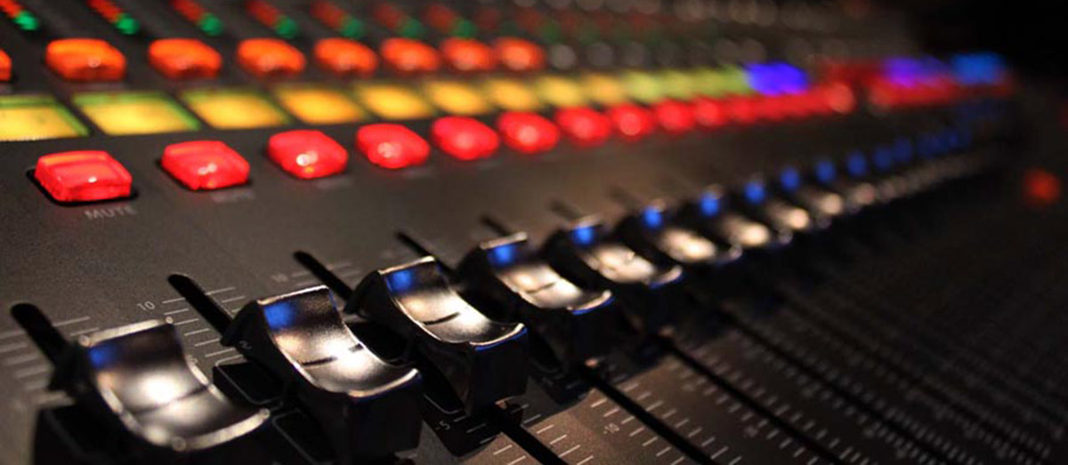 Studio Recording with Larry Beers