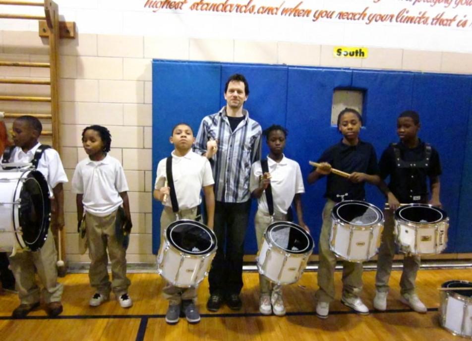 Bethune Drumline